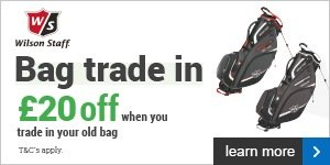 Wilson Bag Trade In - get £20 for your old bag