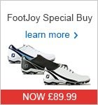 FootJoy DNA 2.0 Special Buy - £89.99
