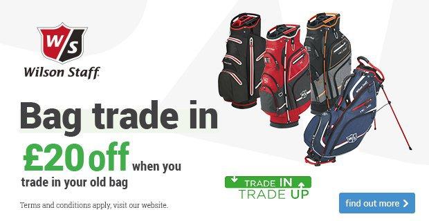 Get £20 off a new Wilson bag